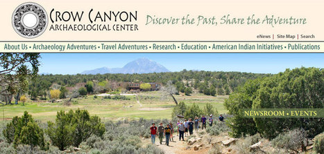 Crow Canyon Archaeological Center | Anthropology, Archaeology, and History | Scoop.it