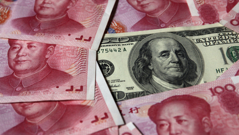 China just sold almost $50 billion in US Treasurys… But don't panic just yet | China Commentary | Scoop.it