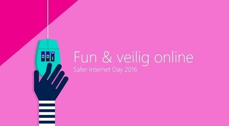 Fun & veilig online – samen bespreken in de klas of aan de keukentafel | Mediawijsheid en ouders | Scoop.it