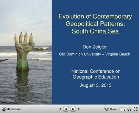 Political and Economic Geography Presentations | geo portfolio | Scoop.it
