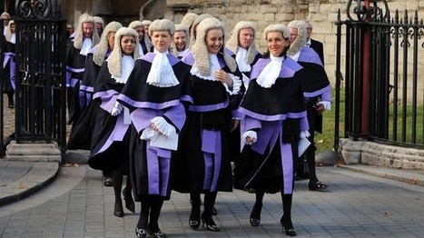 Uk among lowest for female judges | woman | Scoop.it