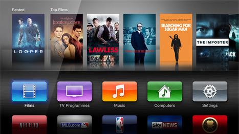 Apple (United Kingdom) - Apple TV - HD iTunes content, Netflix, & more on your TV. | Magik Applez | Scoop.it