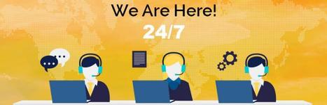 Everything You Need to Know About Live Chat Support | vcall2customer | Contact Call Center Outsourcing | Scoop.it