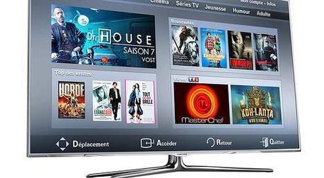 Télévision connectée : le ton monte entre fabricants et FAI - Le Figaro | Nouveaux écrans | Scoop.it