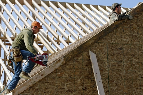 Homebuilding Is Booming, But Skilled Workers Are Scarce : NPR | Home Improvement and DIY | Scoop.it