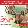 Canadian Wild Life Conservation