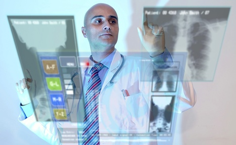 How Medical Augmented Reality Will Seamlessly Save Your Life | #inLearning + HCI | Scoop.it