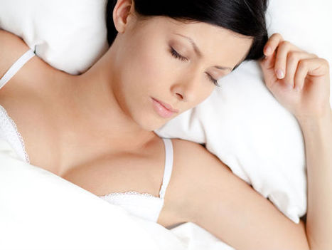 Reasons Why Not To Wear Bra While Sleeping | Energy Bites & Boosts | Scoop.it