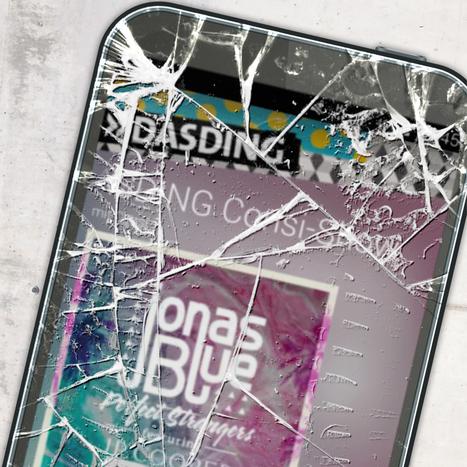 DASDING schenkt Dir Dein neues Handy-Display! Tschüss, Spider-App!   Phone Service Center   Scoop.it