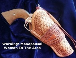 Menopause - Just Shoot Me! - Blue Jean Writer's Voice | Home and Business | Scoop.it