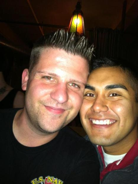 First Gay Marriage Proposal on Military Base at Camp Pendleton | Coffee Party Equality | Scoop.it