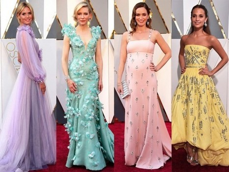 Oscars 2016: The Red Carpet Trend Report | Fashions and Amazing Deals | Scoop.it