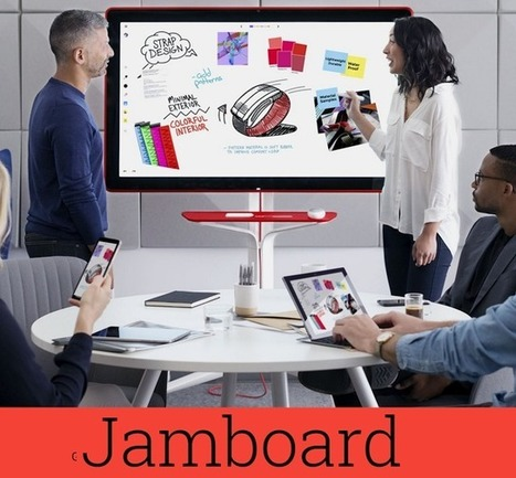 Jamboard, la nueva pizarra colaborativa de Google en la nube | TIC-TAC al Baix Montseny | Scoop.it