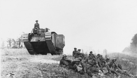 Search new Royal Tank Corps Enlistment Records 1919-1934 | News | findmypast.co.uk | British Genealogy | Scoop.it