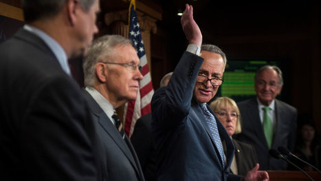 Democrats Assail G.O.P. After Filibuster of Proposal to Raise Minimum Wage   The Public Caucus   Scoop.it