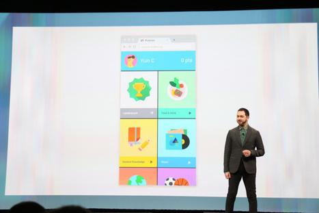 "Google Unveils New Cross Platform Design Language ""Material Design"" | TechCrunch | Developer Industry News | Scoop.it"