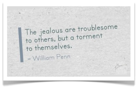 3 Ways Leaders Can Overcome Jealousy | #BetterLeadership | Scoop.it
