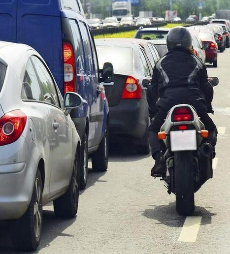 "Rare Breed: ""Uncommon"" Sight of Motorcycles Increases Crash Risk - 