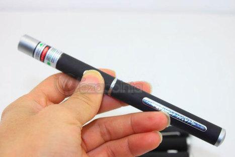 高出力200mW ペン型レーザーポインター グリーン 激安 | レーザーポインター | Scoop.it