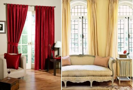 Decorating Your French Doors: A Bit of Help | Designing Interiors | Scoop.it