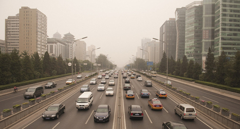 A new fix for Beijing's pollution? A giant electromagnetic vacuum cleaner | La ville en mutation | Scoop.it