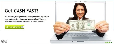 Sell Your Laptop - Any Laptop - Any Model - We Pay Cash TODAY!: Sell Laptop Online at CashInYourLaptop and Get Cash for Laptop!   cashinyourlaptop   Scoop.it