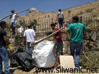 """Israeli group """"cleanses"""" the Umayyad Palace in new move to re-write Old City's history   Occupied Palestine   Scoop.it"""