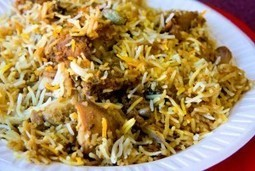 Chicken Biryani, Chicken Biryani Recipe, Hyderabadi Chicken Biryani | Indian Recipe Info | Scoop.it