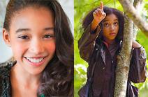 Amandla Stenberg (African American, Danish, Greenland Inuit) | Mixed American Life | Scoop.it