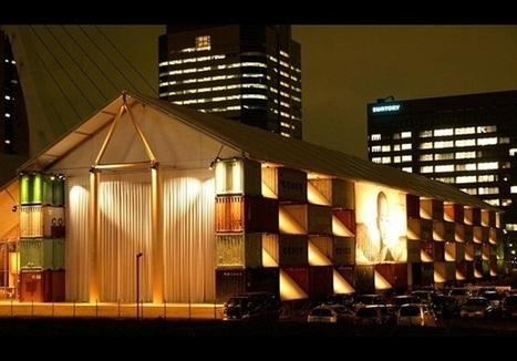 Shigeru Ban's Nomadic Museum: Container Art in Santa Monica | Fransoix's Musings - Les intérêts de Fransoix | Scoop.it