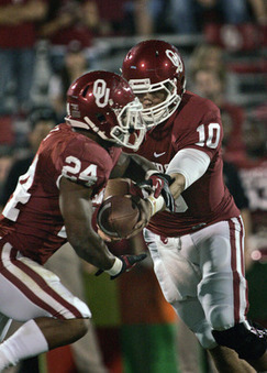 How OU'S Offense Will Change with Blake Bell at QB | Sooner4OU | Scoop.it