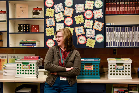 What It Takes To Be A Special Education Teacher   Beyond the Stacks   Scoop.it