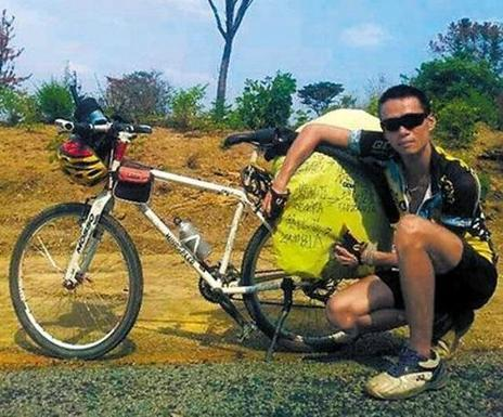 Chinese Man Cycles to Africa to Cool Off After Argument with Girlfriend | Strange days indeed... | Scoop.it