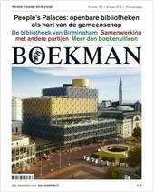 Boekman 102 People's Palaces: bibliotheken als hart van de gemeenschap | Boekmanstichting | trends in bibliotheken | Scoop.it