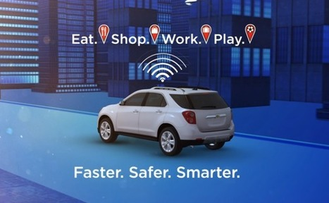 Will Connected Cars Become the Next Local Search Battleground?   Digital & eCommerce   Scoop.it
