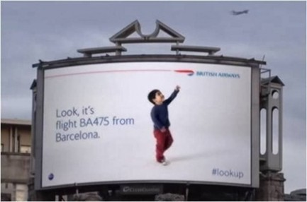 Digital advertising: further developments to billboards | AlicanteBusinessStudies | Scoop.it