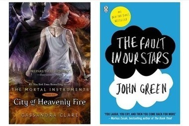 Top five young adult must read books of 2014 - Stoke Sentinel | Reading | Scoop.it