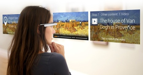 Google Glass Could Replace Audio Guides at Some Museums | Digital Museums | Scoop.it