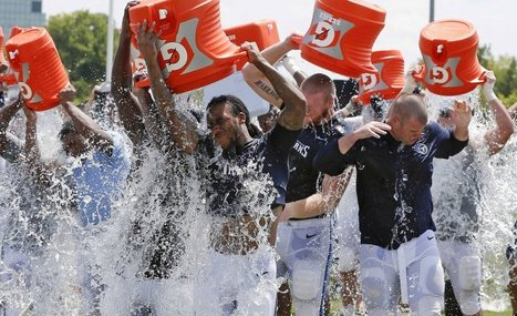 Here's What's Happening With the Ice Bucket Challenge Money | enjoy yourself | Scoop.it