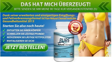 Pure Natural Cleanser Bewertung – Einfach schlank | Muscle King Pro | Scoop.it