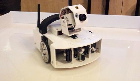 Emox, Le robot qui reconnait les émotions | Locita.com | Une nouvelle civilisation de Robots | Scoop.it