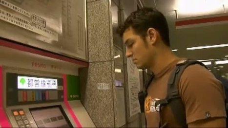 Le bouton d'assistance d'un distributeur de tickets au Japon | Fabuleux Japon... quand tu nous tiens ! | Scoop.it