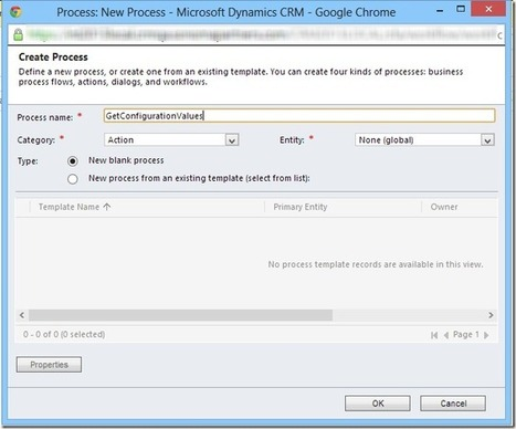 CRM 2013 Custom Actions - The End of Configuration Entities   Microsoft Dynamics CRM   Scoop.it