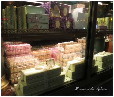 Macarons surgelés: le client fait-il vraiment la différence? L'exemple Ladurée | Macarons | Scoop.it