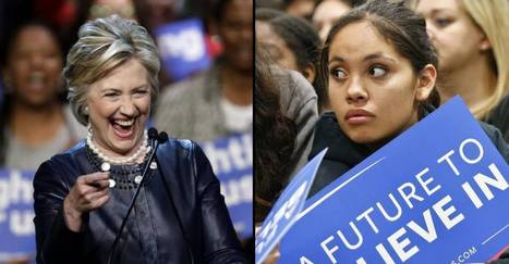 Dear Democrats: Stop Bullying Sanders Supporters into Backing Hillary Clinton | Global politics | Scoop.it