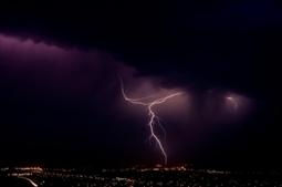 One Stormy Night - | Blue Jean Writer - Monna Ellithorpe | Scoop.it