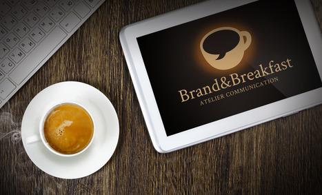 """BRAND&BREAKFAST : Atelier communication, et image de marque des entreprises (Branding) TPE, PME   Blue1310 """"little big agency"""" création de marque,branding, identité visuelle, communication globale   Scoop.it"""