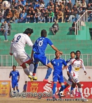 Nepali Football News | Football in Nepal | Givemegoal | Scoop.it