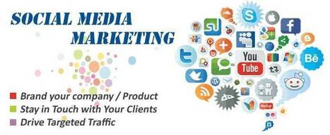 How to Groom your Business through Social Media? | SEO Services | Scoop.it