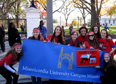 Students participate in Kony 2012 march on Washington, DC - College Misericordia | Joseph Kony | Scoop.it